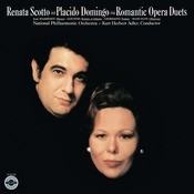 Plácido Domingo: Romantic Opera Duets Songs