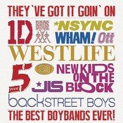 They've Got It Going On...The Best Boybands Ever! Songs