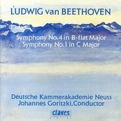 Ludwig Van Beethoven: Symphony No. 4 in B-flat Major / Symphony No. 1 in C Major Op. 21 Songs