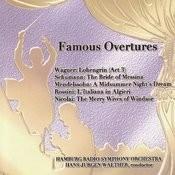 Wagner/Schumann/Mendelssohn/Rossini/Nicolai: Famous Overtures Songs