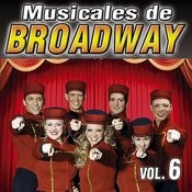 Musicales De Broadway Vol.6 Songs
