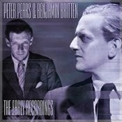 Peter Pears; Benjamin Britten: The Early Recordings Songs
