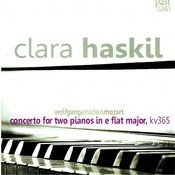 Mozart: Concerto For Two Pianos In E-Flat Major, Kv365 Songs