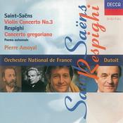 Violin Concerto No.3/Concerto Gregoriano/Poema Autunnale Songs