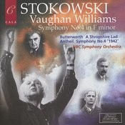 Leopold Stokowski Conducts Vaughan Williams, Butterworth & Antheil Songs