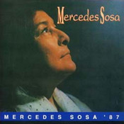 Mercedes Sosa '87 (Slidepack) Songs