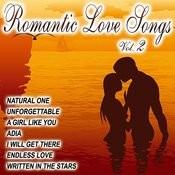 Romantic Love Songs Vol.2 Songs