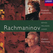 Rachmaninov: Six Songs, Op.38 - 1. Nochyu v sadu u menya Song