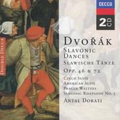 Dvorak: Slavonic Dances; Czech Suite etc. Songs