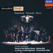 The World of Verdi Songs