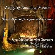 Mozart: Church Sonatas Songs