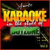 Karaoke - Boyzone Vol. 2 Songs