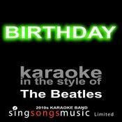 Birthday (Originally Performed By The Beatles) [Karaoke Audio Version] Song