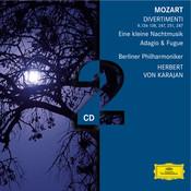 Mozart: Divertimenti Songs