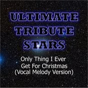 Justin Bieber - Only Thing I Ever Get For Christmas (Vocal Melody Version) Songs