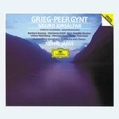 Grieg: Peer Gynt; Sigurd Jorsalfar Songs