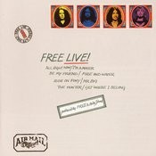 Free Live! (Remastered With 7 Bonus Tracks) Songs