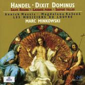 Handel: Dixit Dominus; Salve Regina; Laudate Pueri; Saeviat Tellus Songs