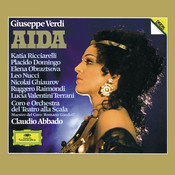 Verdi: Aida Songs