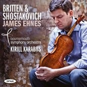 Britten & Shostakovich Songs