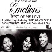 The Best Of The Emotions:  Best Of My Love Songs
