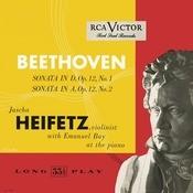 Beethoven: Sonata In D, Op. 12, No. 1; Sonata In A, Op. 12, No. 2 Songs