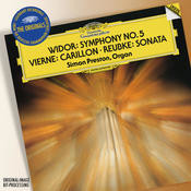 Vierne: Carillon de Westminster / Widor: Symphony No.5 In F Minor / Reubke: Sonata On The 94th Psalm Songs