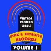 Vintage Record Labels: Stax & Satellite, Vol. 1 Songs