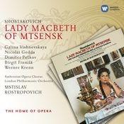 Shostakovich: Lady Macbeth of Mtsensk Songs