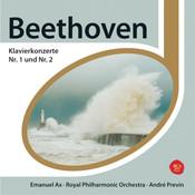 Beethoven Klavierkonzerte 1+2 Songs