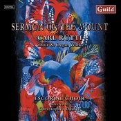 Rütti: Sermon On The Mount - Choir & Organ Works Songs