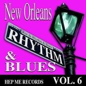 New Orleans Rhythm & Blues - Hep Me Records Vol. 6 Songs