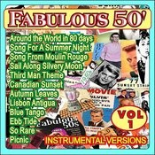 Fabulous 50' Vol. 1 - Instrumental Versions Songs