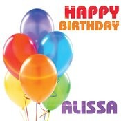 Happy Birthday Alissa Songs