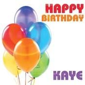 Happy Birthday Kaye Songs