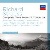 Richard Strauss - Complete Tone Poems & Concertos (13 Components) Songs