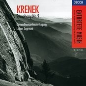 Krenek: Symphony No. 2 Songs