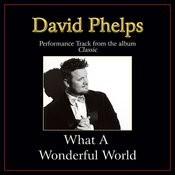 What a Wonderful World Performance Tracks Songs