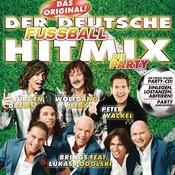 Der Deutsche Fussball Hitmix - Die Party Songs