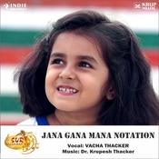 Jana Gana Mana Notation Song