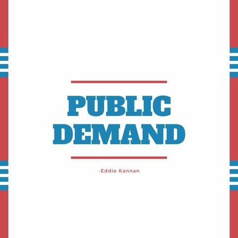 Public Demand