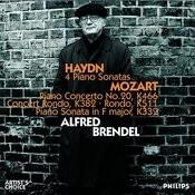 Alfred Brendel Plays Haydn & Mozart Songs