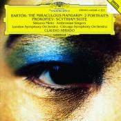Bartók: The Miraculous Mandarin Op.19; Two Portraits Op.5 / Prokofiev: Scythian Suite Op. 20 Songs
