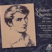 Quartets For Four Solo Voices Songs