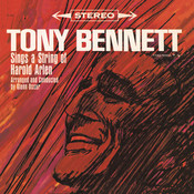 Tony Bennett Sings A String Of Harold Arlen Songs