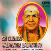 Carnatic Vocal - Sri Chembai Vaidyanatha Baghavathar - Live Concert - 1 Songs