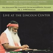 Live At The Lincoln Center Songs