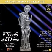 Scarlatti: Il Trionfo dell'Onore Songs