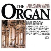 The Instrument Of Classical Music - The Organ Songs