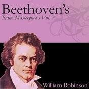 Beethoven's Piano Masterpieces Vol. 7 Songs